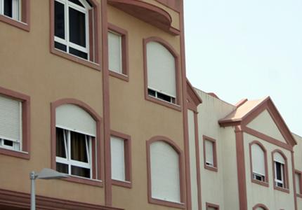 Cajon ventana E3 Block
